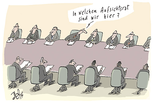 Cartoon von NEL